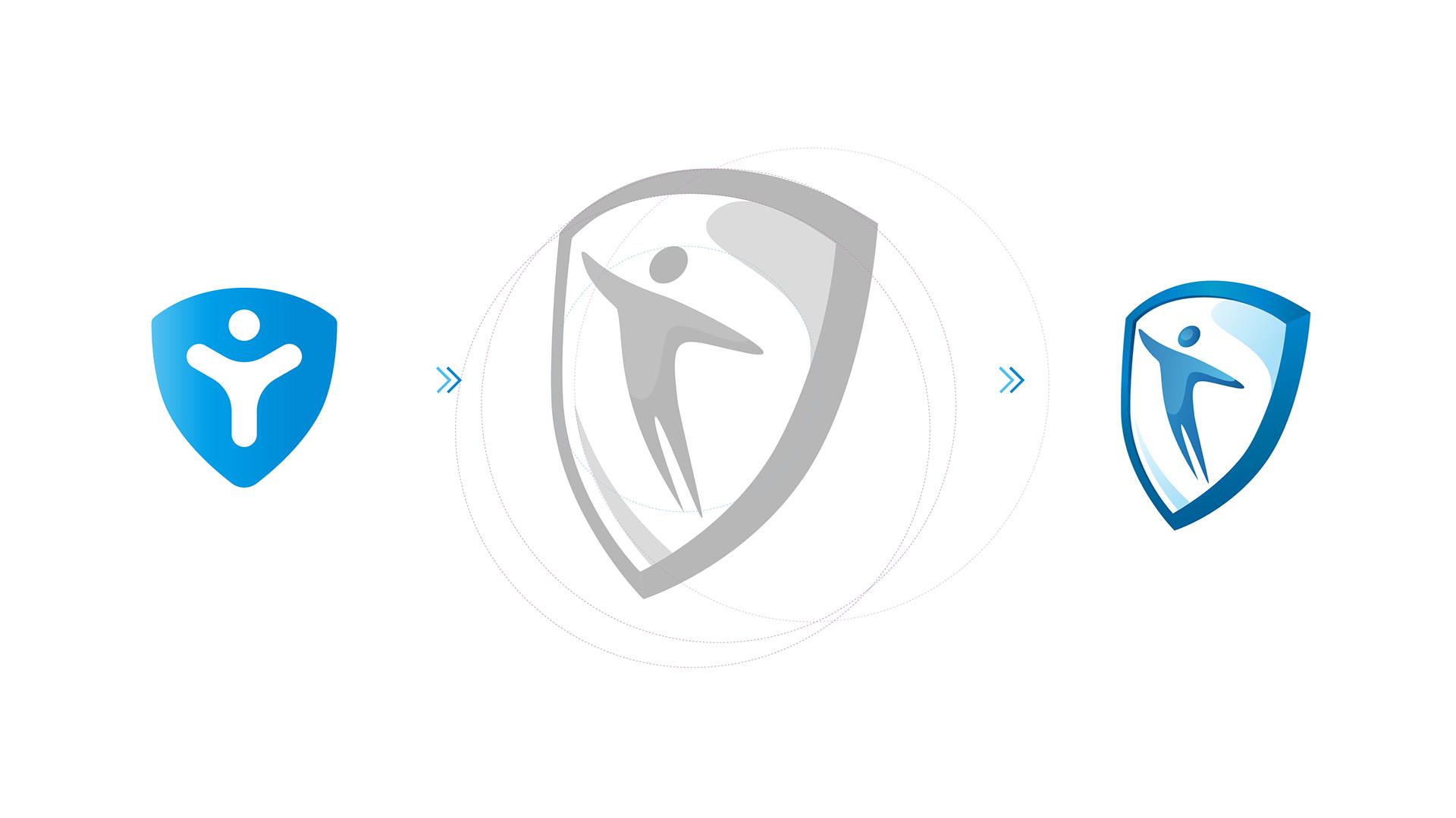 康润生物品牌设计logo设计VI设计