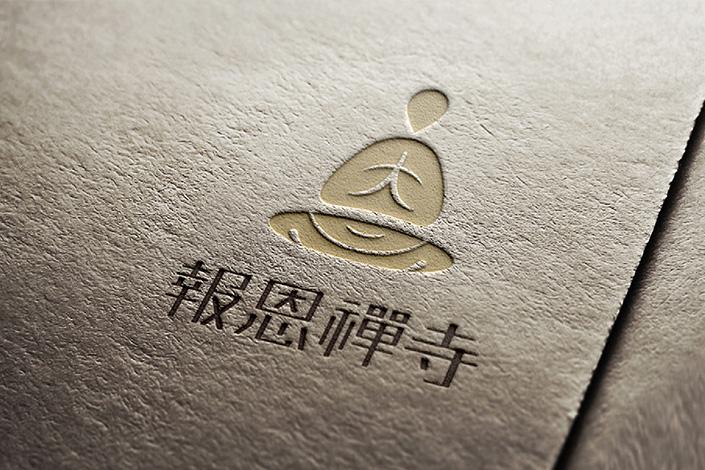 报恩禅寺品牌形象设计