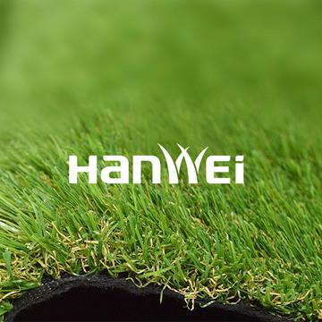 汉威草坪全案策划设计logo设计VI设计