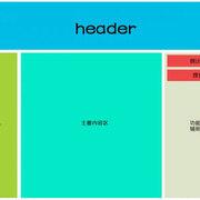 网页设计布局